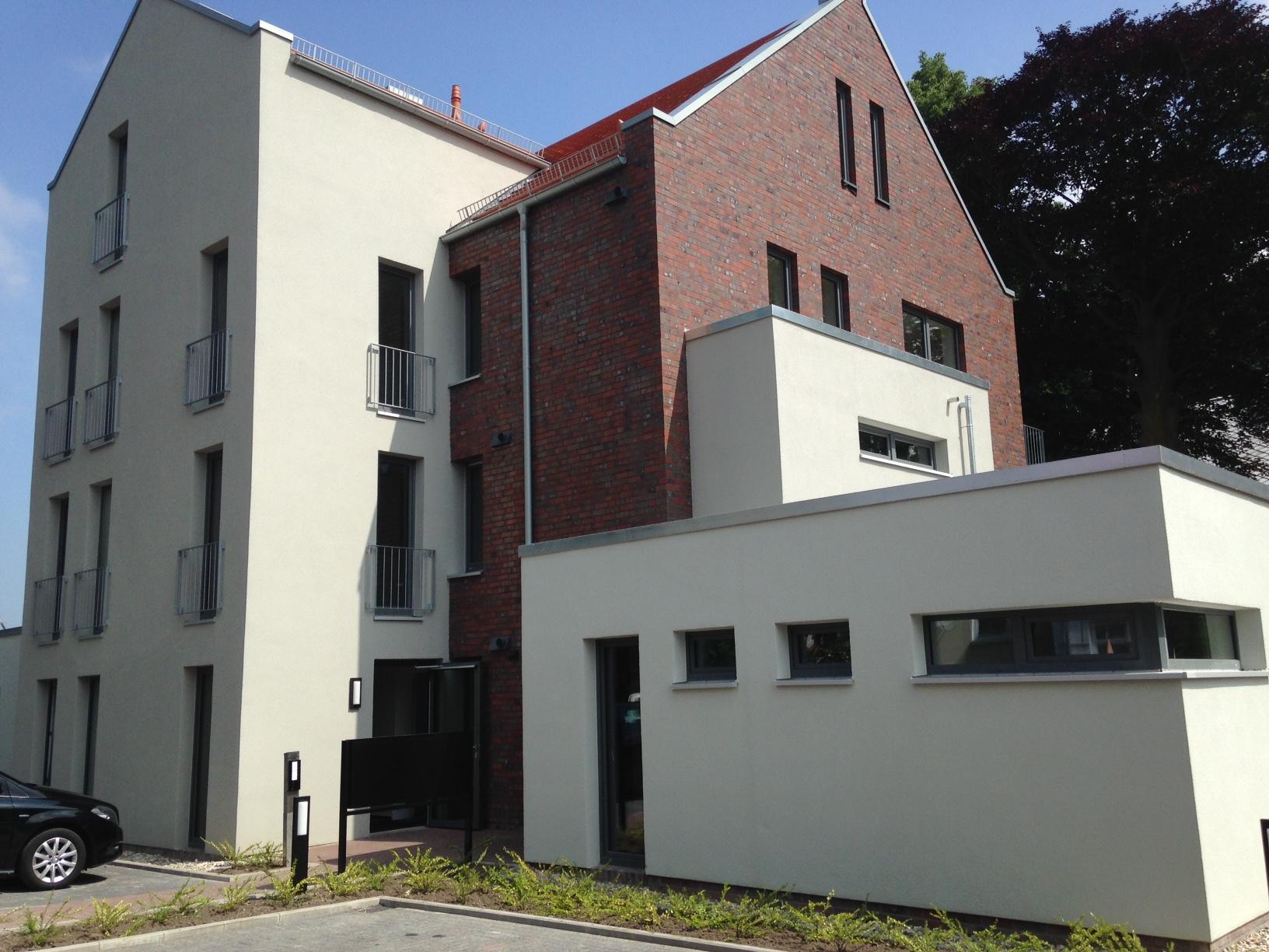 Das Haus Philipp in Jever des Vereins für Innere Mission in Bremen