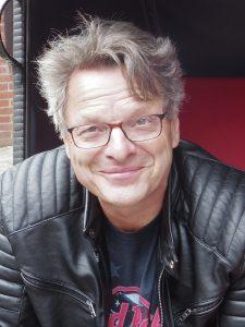 Pastor Friedhelm Blüthner