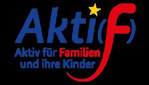 Logo Aktif für Familien und ihre Kinder