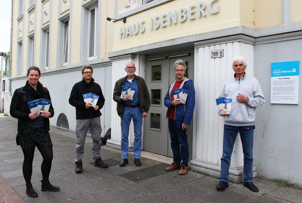 Vorstellung Broschüre Haus Isenberg